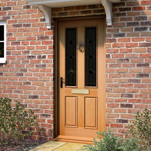 burglar proof your front door